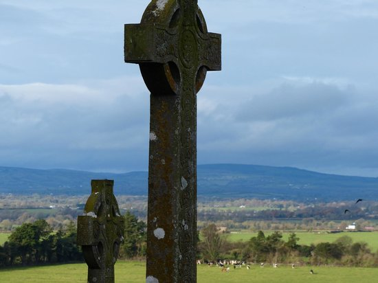 Boyne Valley Tours: View from Rock of Cashel