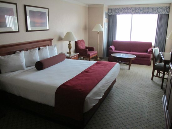 Harrah's Resort Atlantic City : little suite