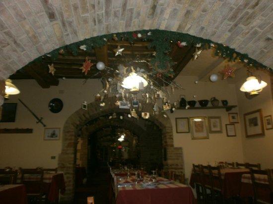 Taverna della Rocca : Un particolare