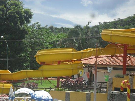 Santo Antonio do Leverger, MT: TOBOGÃ/PISCINAS