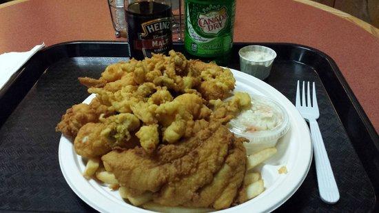 Court House Seafood Restaurant Cambridge Menu Prices Reviews Tripadvisor
