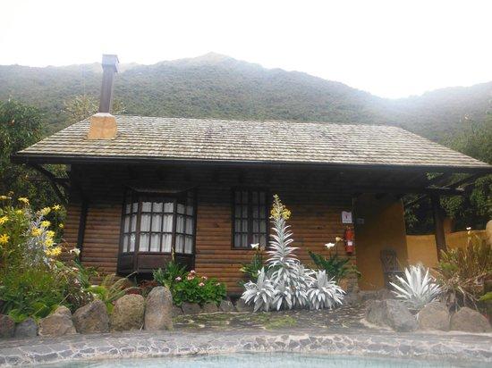 Termas de Papallacta: 6 ppl cabin
