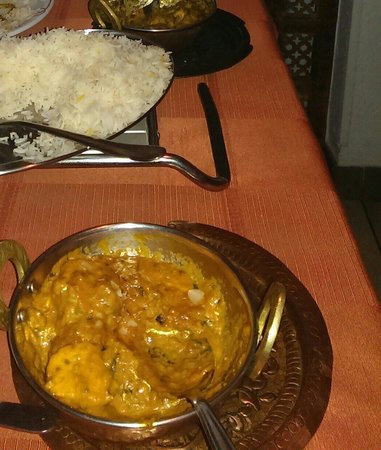 Maison de l'Inde: Butter Chicken