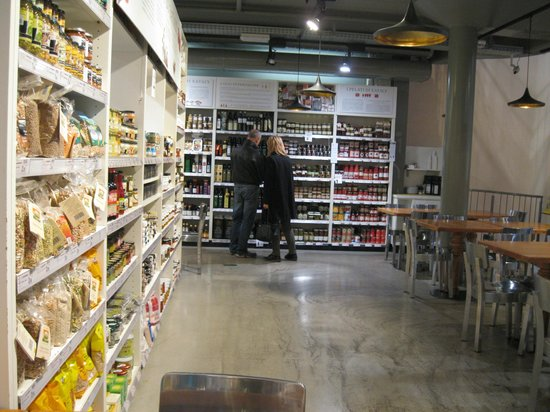 Eataly : 食品売り場