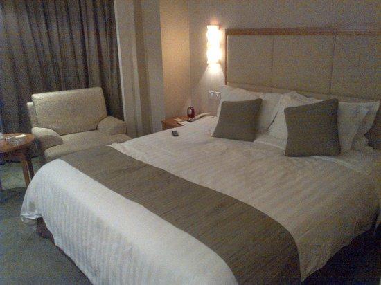 The Wharney Guang Dong Hotel Hong Kong: Superior Room