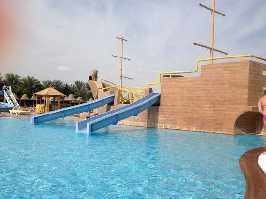 Park Inn by Radisson Sharm El Sheikh Resort: Aqua park
