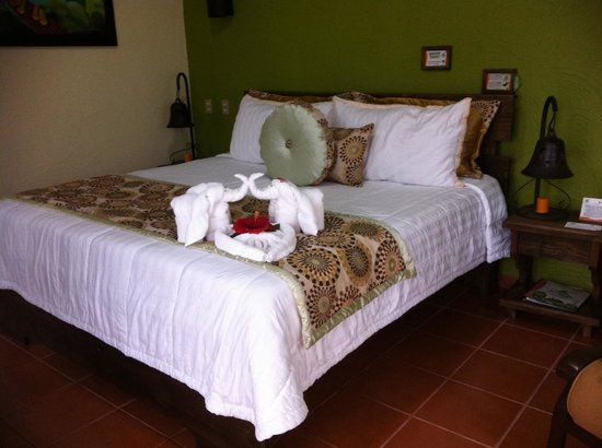 Arenal Springs Resort and Spa: Very Comfortable Bed