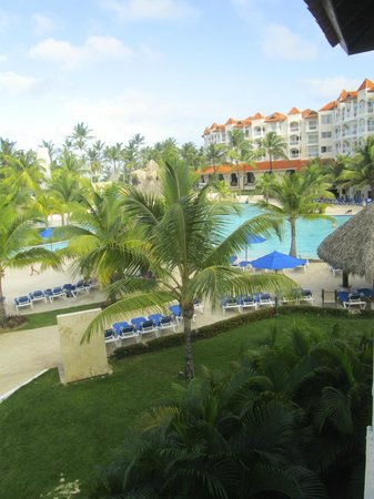Barcelo Punta Cana : One of the views from our balcony