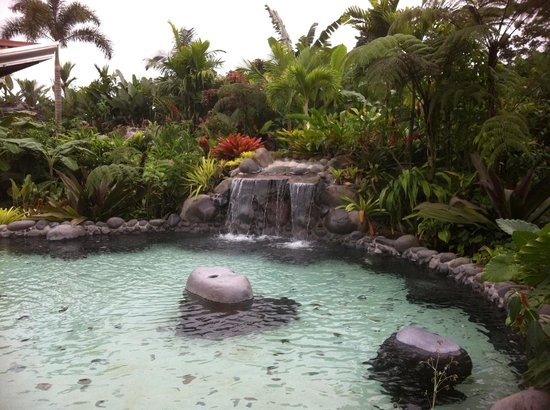 Arenal Springs Resort and Spa: Hot Pool