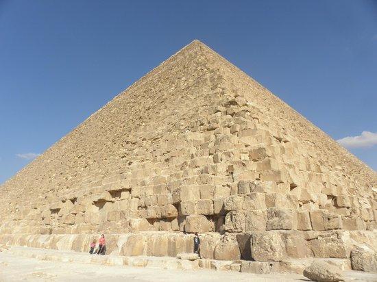 Pyramide de Khéops : Keops Pyramid
