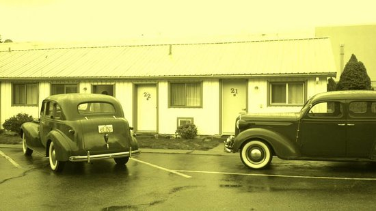 Falls Motel : Car clubs love their time stayed with us!