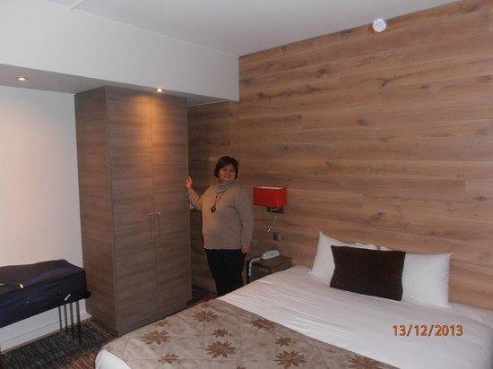 Hotel Turenne: Семейный номер