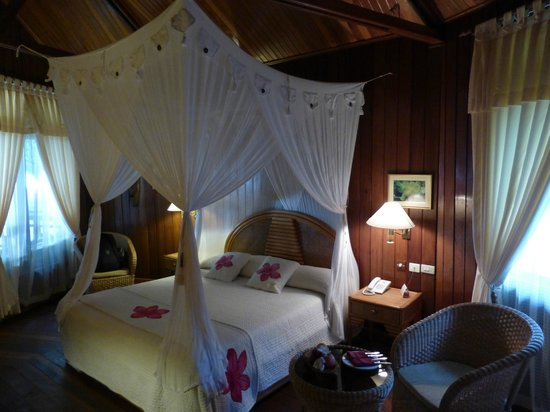 Gangga Island Resort & Spa : Room