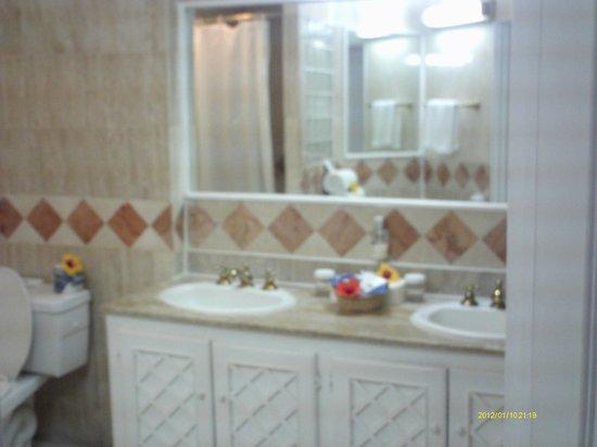 Couples Sans Souci: Bathroom Sinks