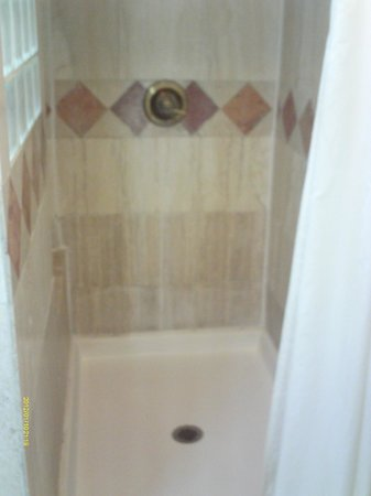 Couples Sans Souci: The Shower