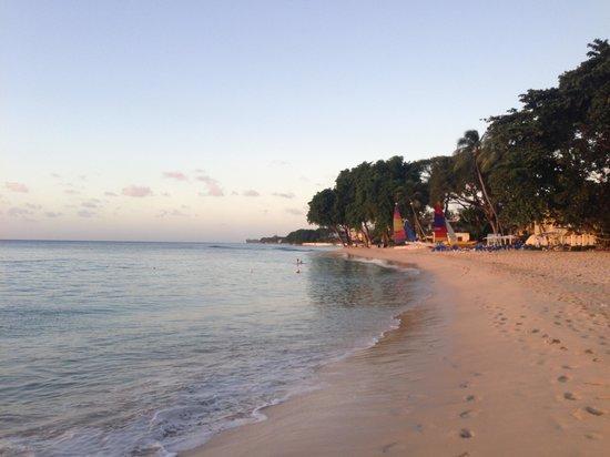Tamarind by Elegant Hotels: Stunning beach walks!!
