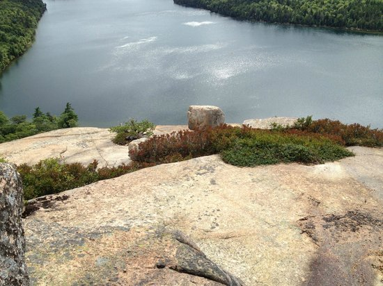 Tide Watch Cabins: View of Acadia National Park