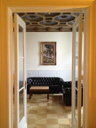 Hotel Angleterre: Amazing suite