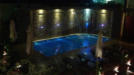 Hotel Jardin de Iguazu: la pileta