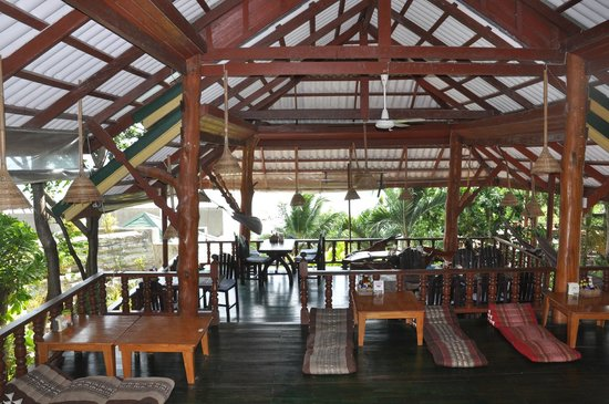 Haad Son Resort & Restaurant: Rest area