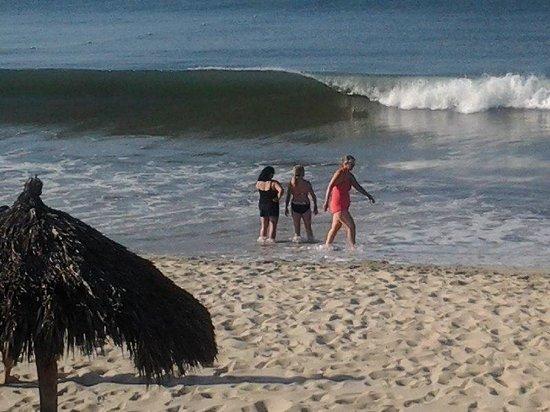 Samba Vallarta All Inclusive : Great beach