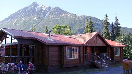 Kenai Princess Wilderness Lodge: quad of rooms