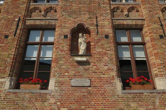 Novotel Brugge Centrum: Linda arquitetura preservada