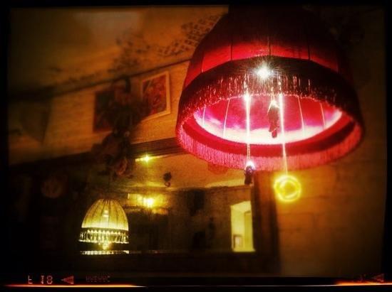 Le Bouchon Cafe: Совершенно не хотелось уходить...
