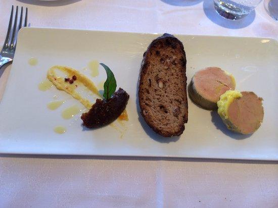 Le Medicis : Foie gras