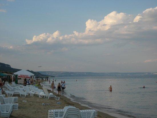 Malina Hotel: Бассейн/пляж
