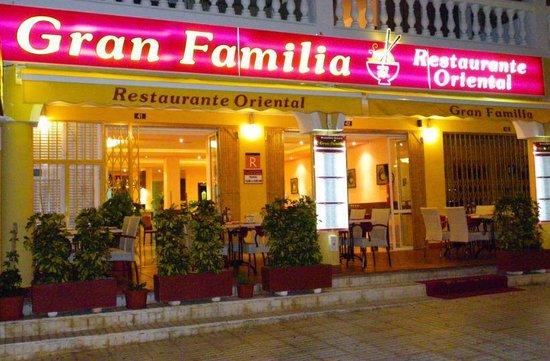 Restaurante Oriental Gran Familia