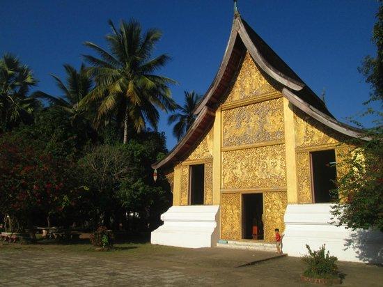 Vat Xienthong (Wat Xieng Thong): beau