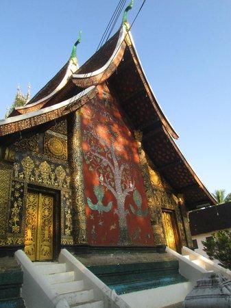 Vat Xienthong (Wat Xieng Thong): magnifique