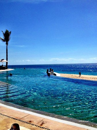 Marquis Los Cabos All-Inclusive Resort & Spa: view from pool