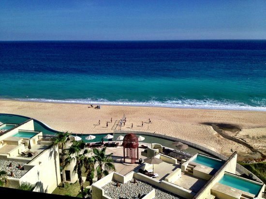Marquis Los Cabos All-Inclusive Resort & Spa: view from room