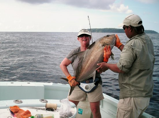 Casa Corcovado Jungle Lodge : Sport fishing