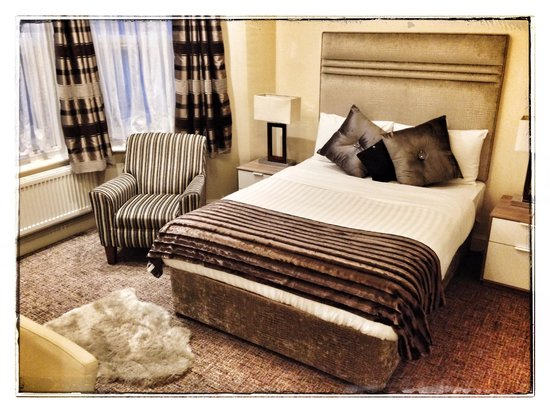 Pearl Hotel London: Double room