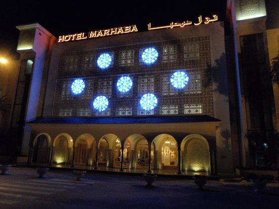 Hotel Marhaba: Christmas decorations