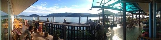 Island View Resort & Spa: A panorama - view from the jetty