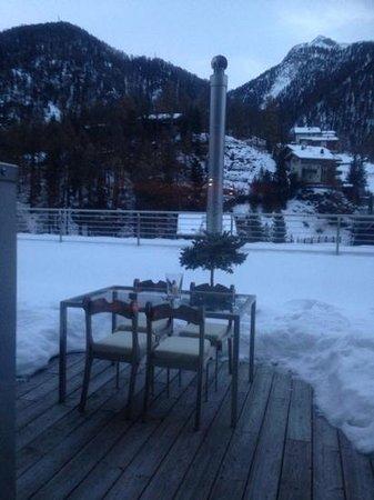 Coeur des Alpes: my window view