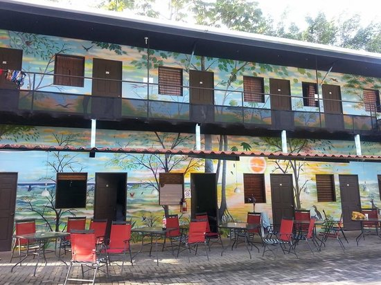 El Faro Beach Hostel: facilities