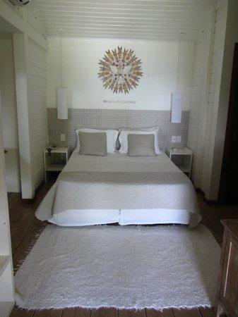 Pousada Minha Louca Paixao: Une de chambre de l'hôtel