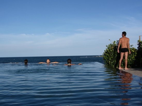 Pousada Minha Louca Paixao: La piscine de l'hôtel