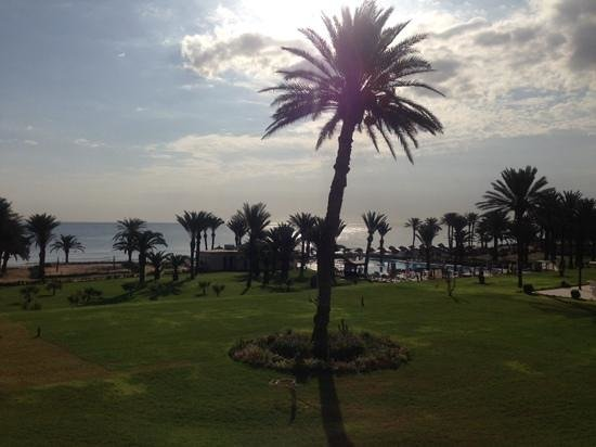 TUI SENSIMAR Scheherazade : view from our room