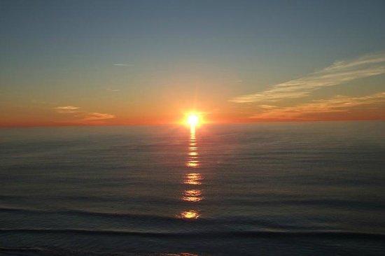 Ocean Park Resort, Oceana Resorts: Early Sunrise from 10th Floor Balcony