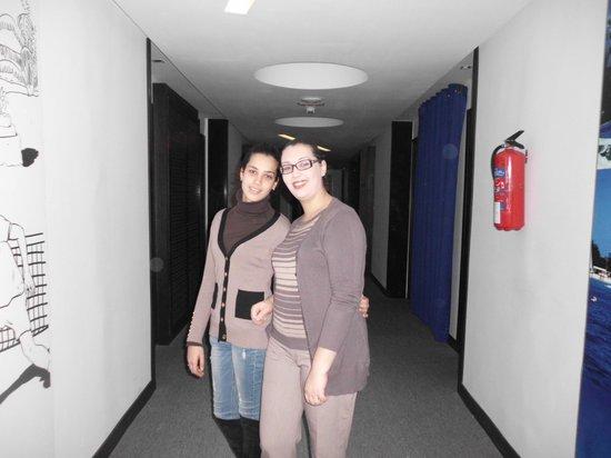 SENTIDO Phenicia: couloir