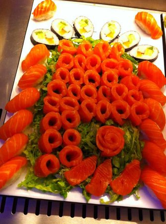 Wok Sushi Mugello: sushi