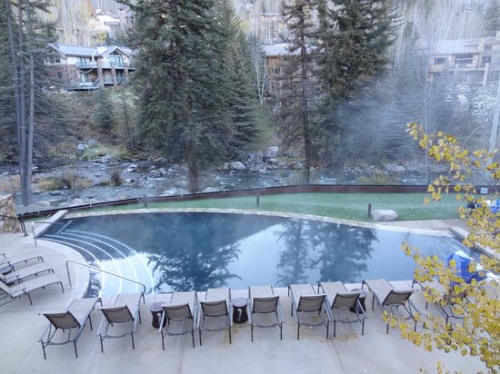 Hotel Talisa, Vail : Heated pool
