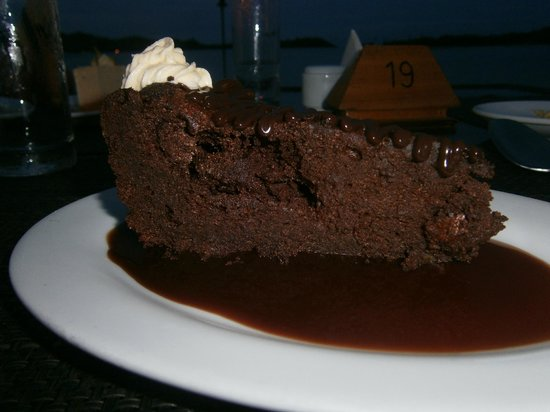 Plantation Island Resort: Death by chocolate