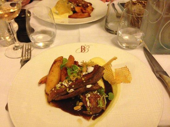 Le Bibent: Tolles Essen bei Bibent!